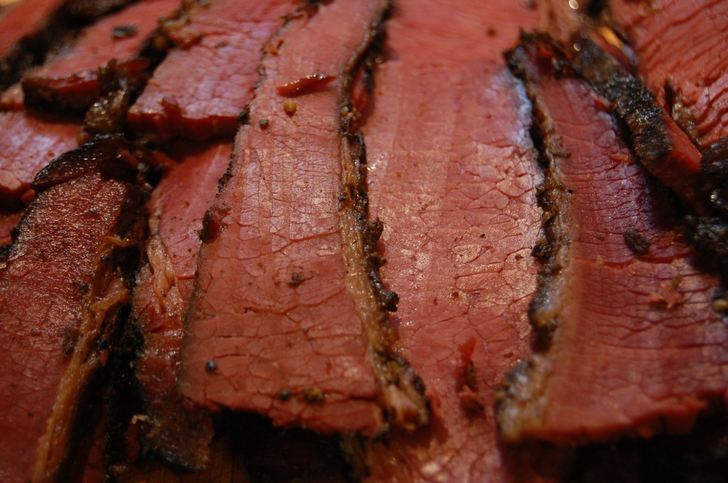 Mile End's Lean Smoked Meat