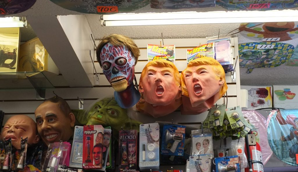 Donald Trump Masks Destined to Become Halloween Best-Sellers